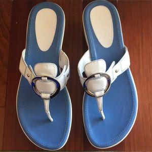 Cole Haan Thong Wedge Sandal Shoe